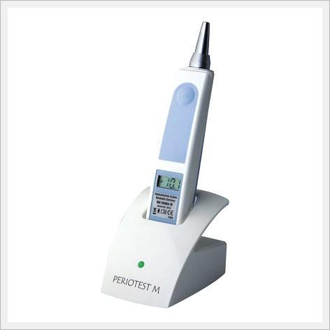 Imagem da notícia: Periotest M: a medição da osteointegração dentária agora é wireless