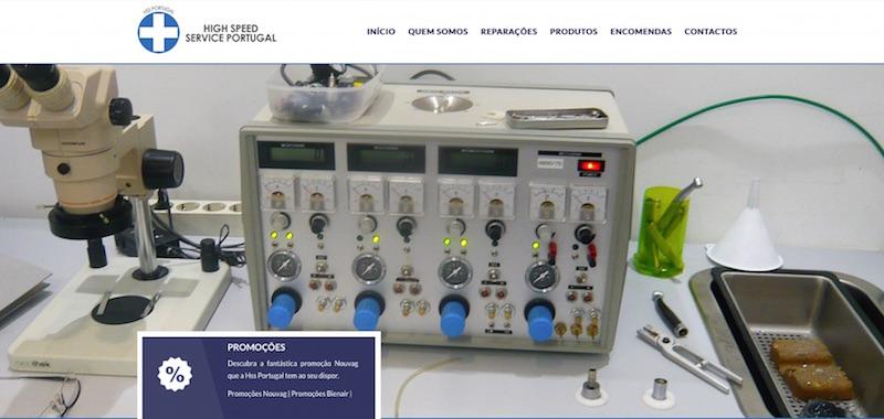 Imagem da notícia: HSS Portugal tem novo site