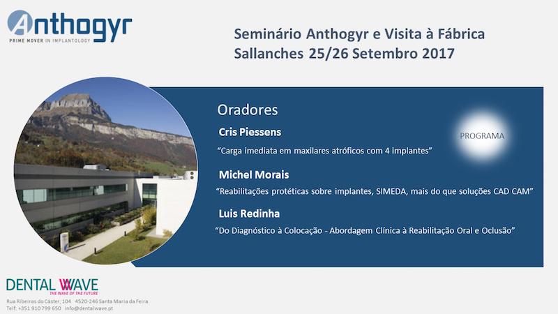 Imagem da notícia: Seminário Campus Anthogyr é em setembro