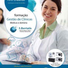 """Imagem da notícia: """"Gestão de Clínicas de Medicina Dentária"""" volta em novembro"""