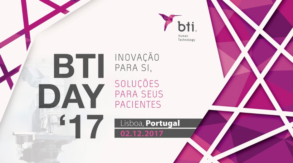 Imagem da notícia: BTI Day 2017 à porta