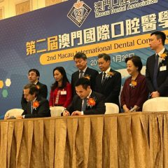 Imagem da notícia: Portugal e China cooperam na medicina dentária