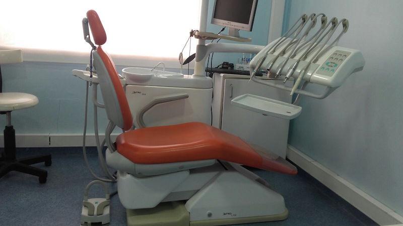 Imagem da notícia: Vende-se equipamento dentário