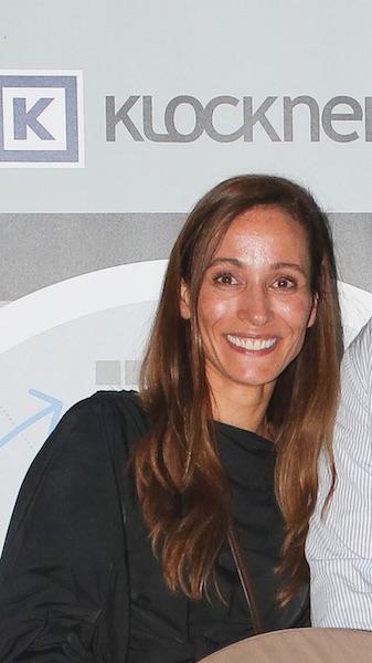 Imagem da notícia: Cristina Fitas nos Prémios DentalPro 2018