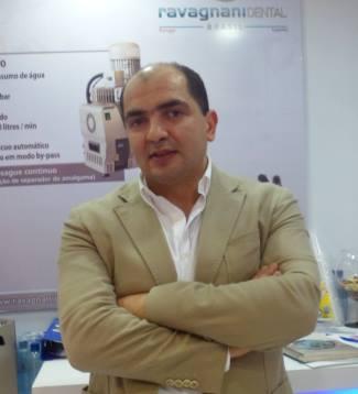 Imagem da notícia: Luís Correia nos Prémios DentalPro 2018