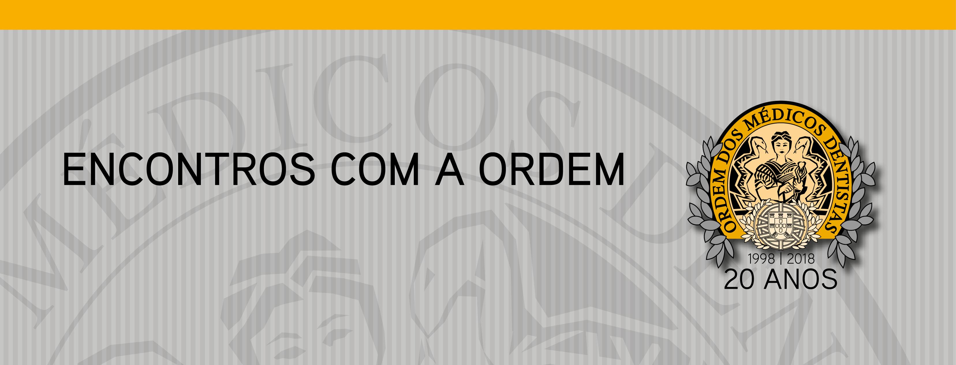 Imagem da notícia: OMD promove Encontros com a Ordem