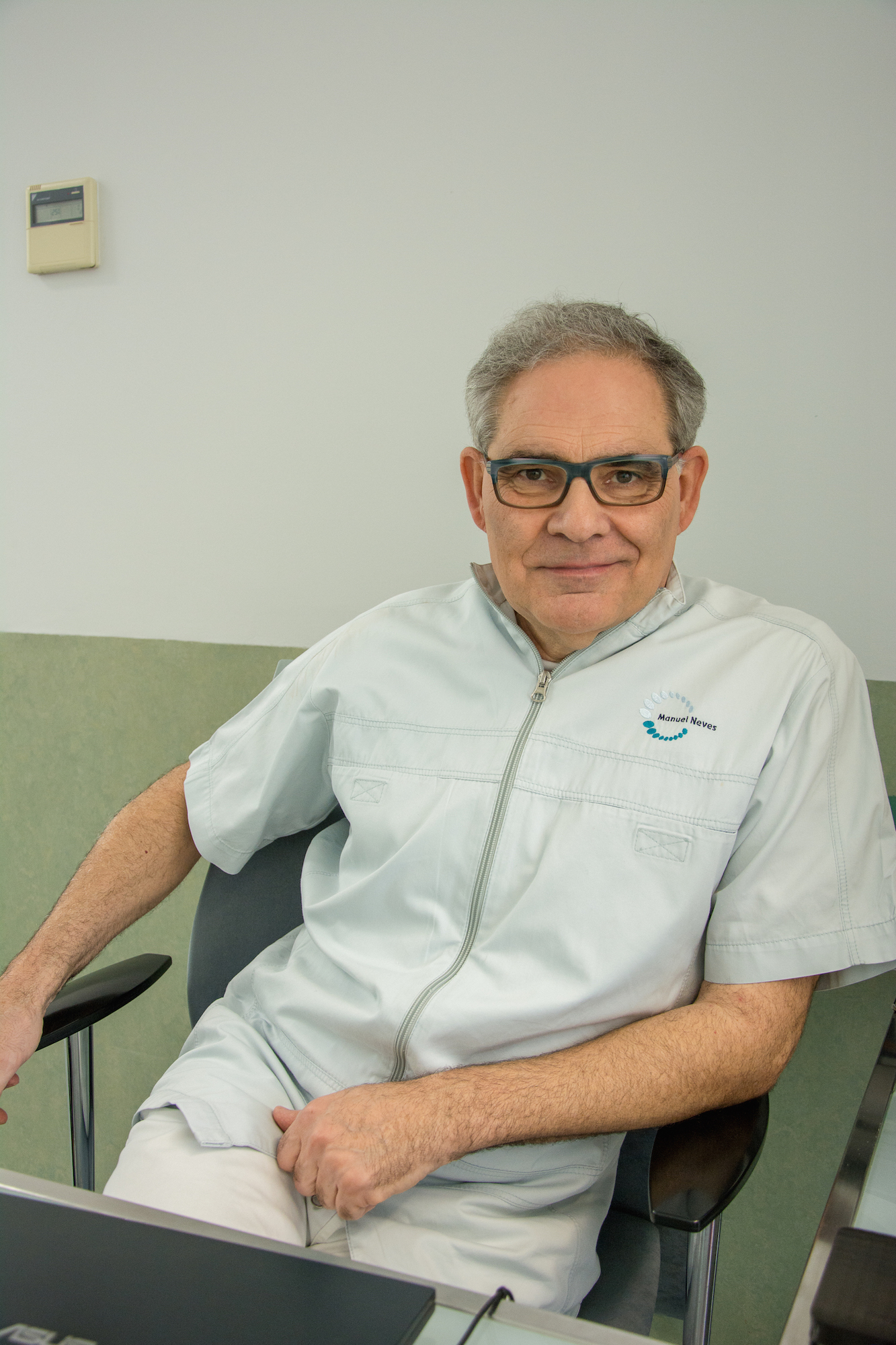 """Imagem da notícia: Manuel Neves: """"A medicina dentária e a ourivesaria são áreas que se tocam muito"""""""