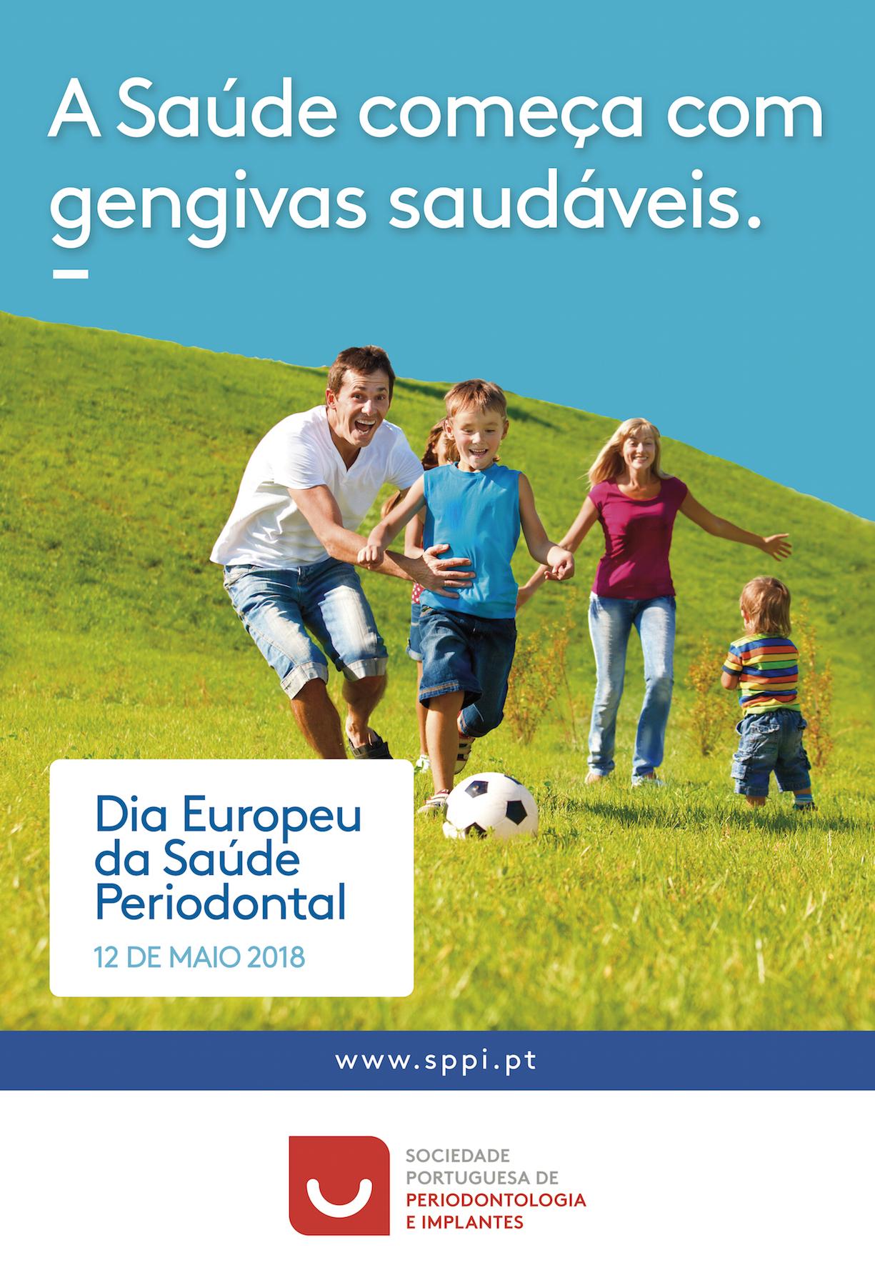 Imagem da notícia: SPPI celebra Dia Europeu da Saúde Periodontal