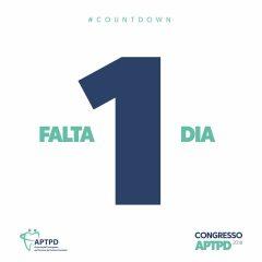Imagem da notícia: Junte-se amanhã no Congresso APTPD