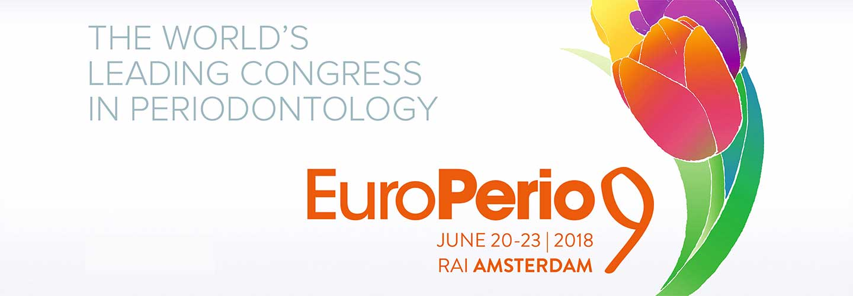 Imagem da notícia: EuroPerio9 apresenta programa científico online