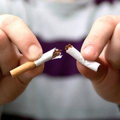 Imagem da notícia: Deixar de fumar reduz em 50% o surgimento de cancro oral