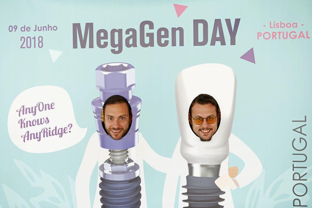 Imagem da notícia: MegaGen Day traça os novos horizontes da Implantologia