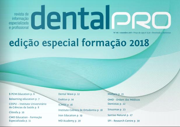 Imagem da notícia: Ganhe notoriedade no especial formação da DentalPro