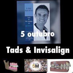 Imagem da notícia: B.PCM.Education: Micro-implantes & Invisalign