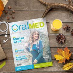 Imagem da notícia: Revista OralMed Saúde assinala nova edição