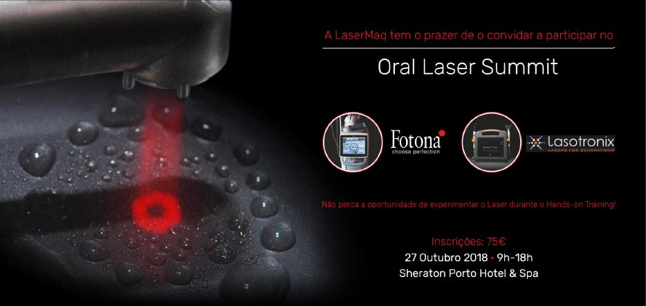 Imagem da notícia: LaserMaq promove Oral Laser Summit