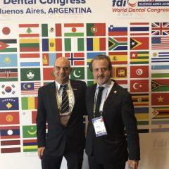 Imagem da notícia: Paulo Ribeiro de Melo eleito para Conselho Diretivo da FDI