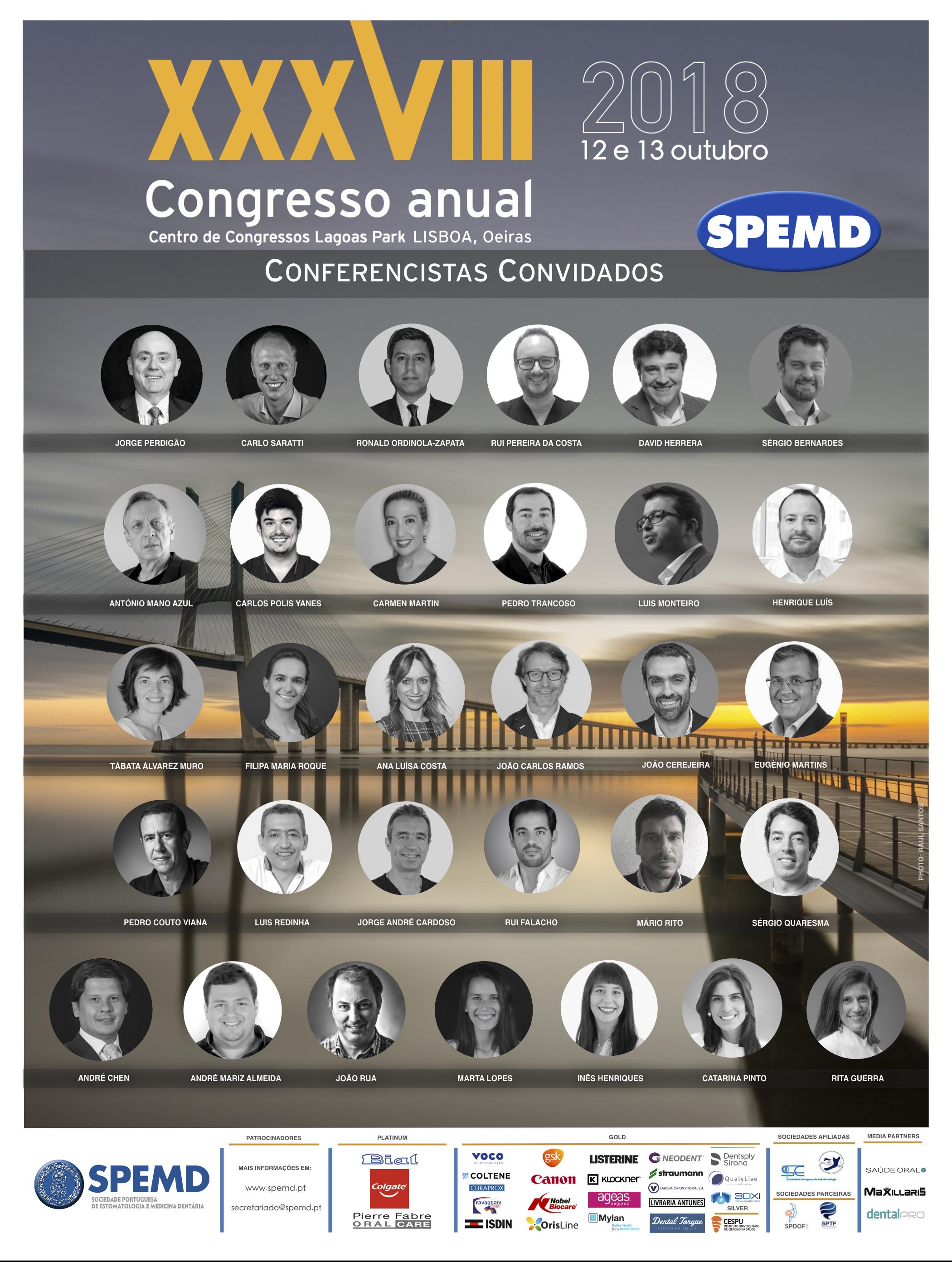 Imagem da notícia: Acompanhe o cartaz da SPEMD 2018