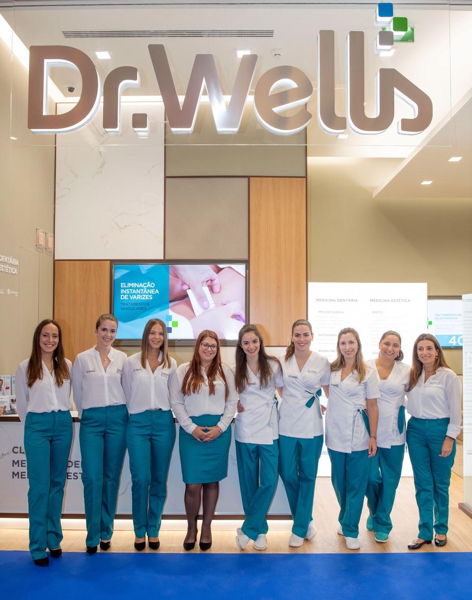 Imagem da notícia: Dr. Well's inaugura em S. João da Madeira