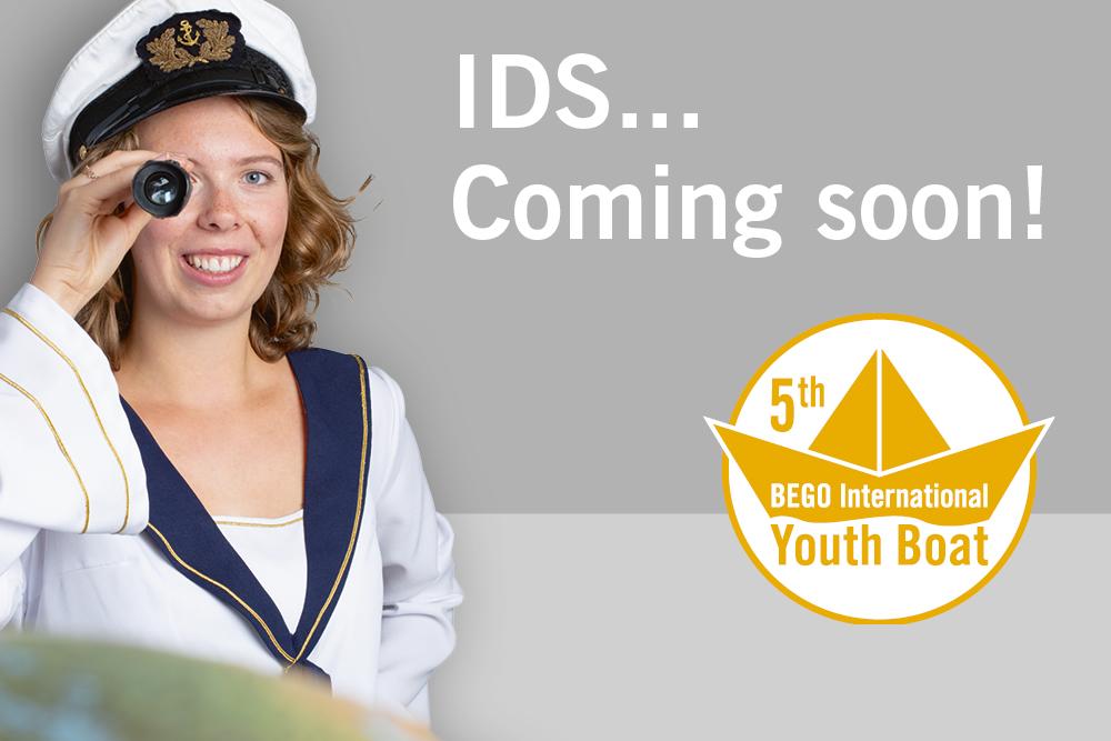 """Imagem da notícia: BEGO promove """"Youth Boat"""" rumo ao IDS"""