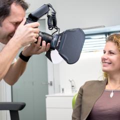 Imagem da notícia: Interesse por fotografia em medicina dentária dispara