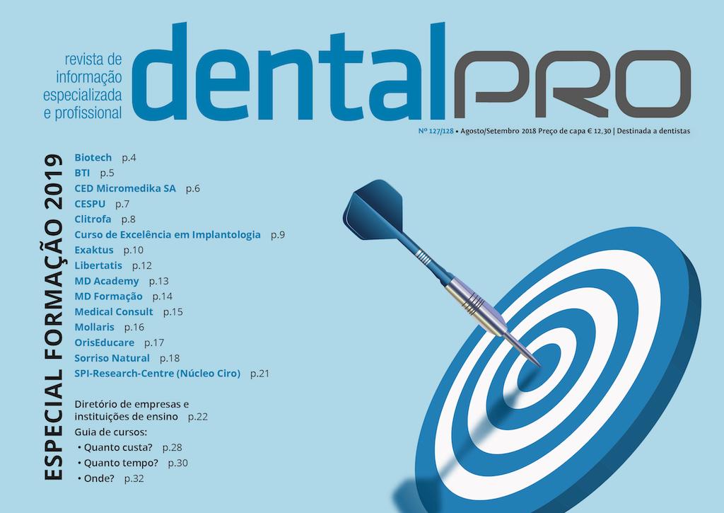 Imagem da notícia: DentalPro 127/128