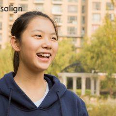 Imagem da notícia: Paciente número seis milhões dá rosto a campanha da Invisalign