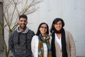 Imagem da notícia: Investigadores premiados pela tecnologia Biolocker
