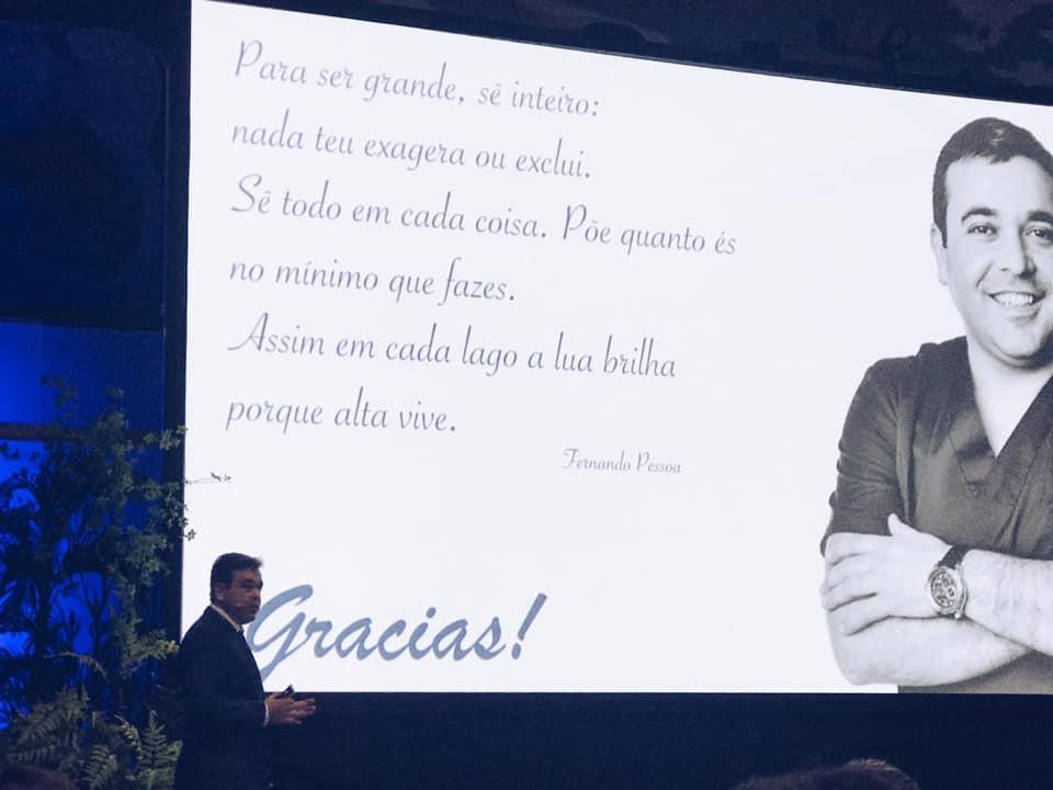 Imagem da notícia: Rui Monterroso participa em congresso espanhol