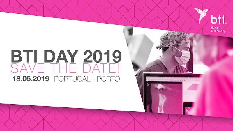 Imagem da notícia: Porto recebe BTI Day 2019