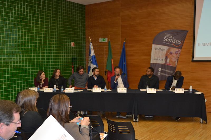 Imagem da notícia: Onda de Sorrisos organizou simpósios de medicina dentária desportiva