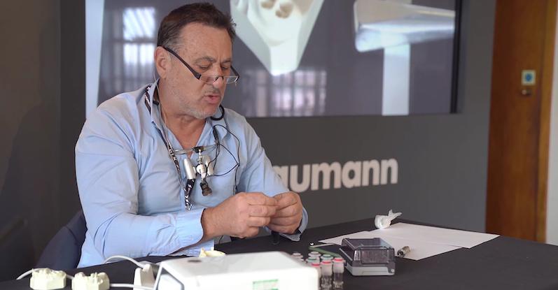 """Imagem da notícia: """"O BLX é um implante fora da caixa, um verdadeiro instrumento"""""""