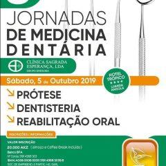Imagem da notícia: Luanda recebe Jornadas de Medicina Dentária