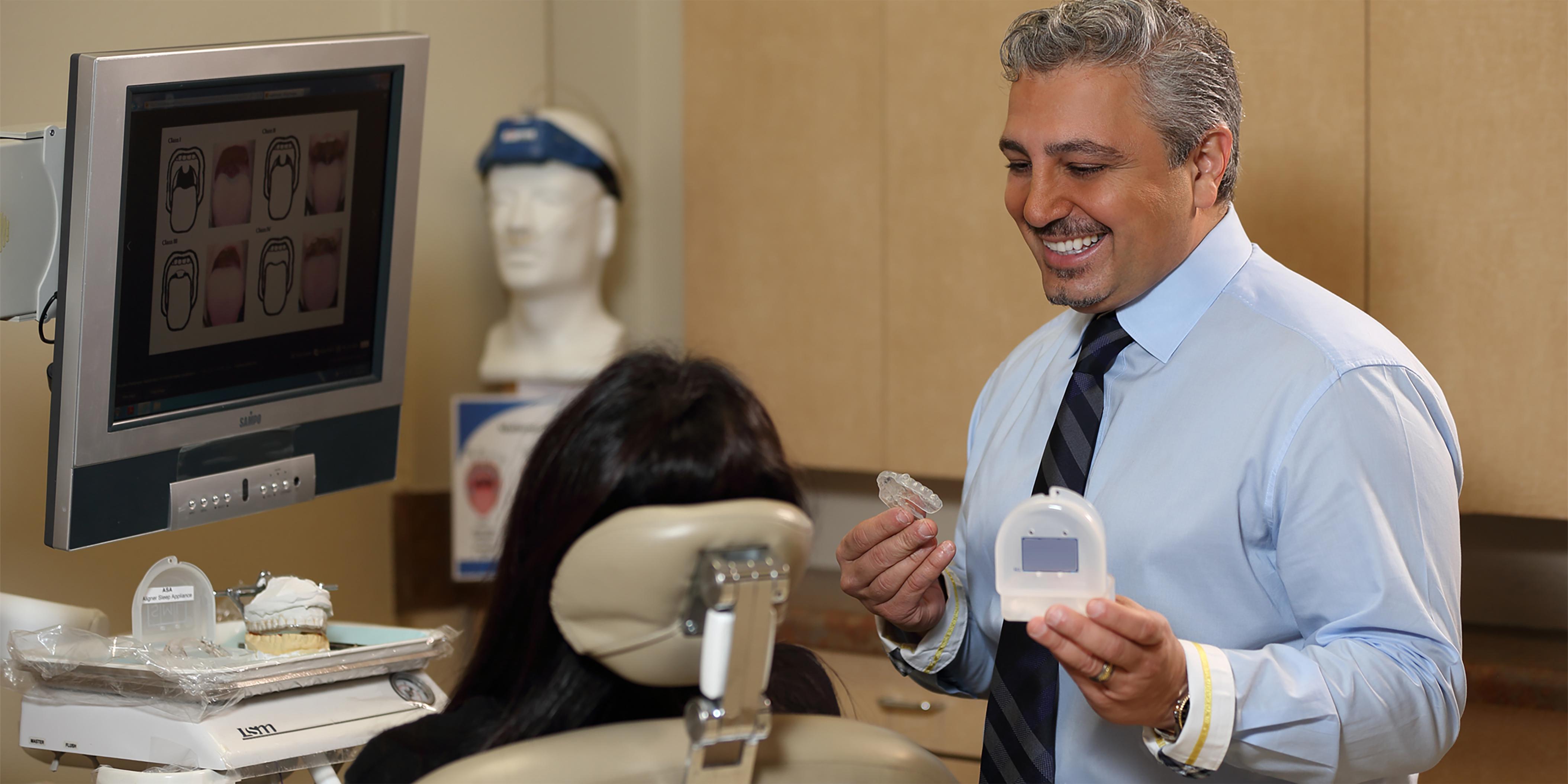 """Imagem da notícia: """"Sou embaixador de uma melhor medicina dentária"""""""