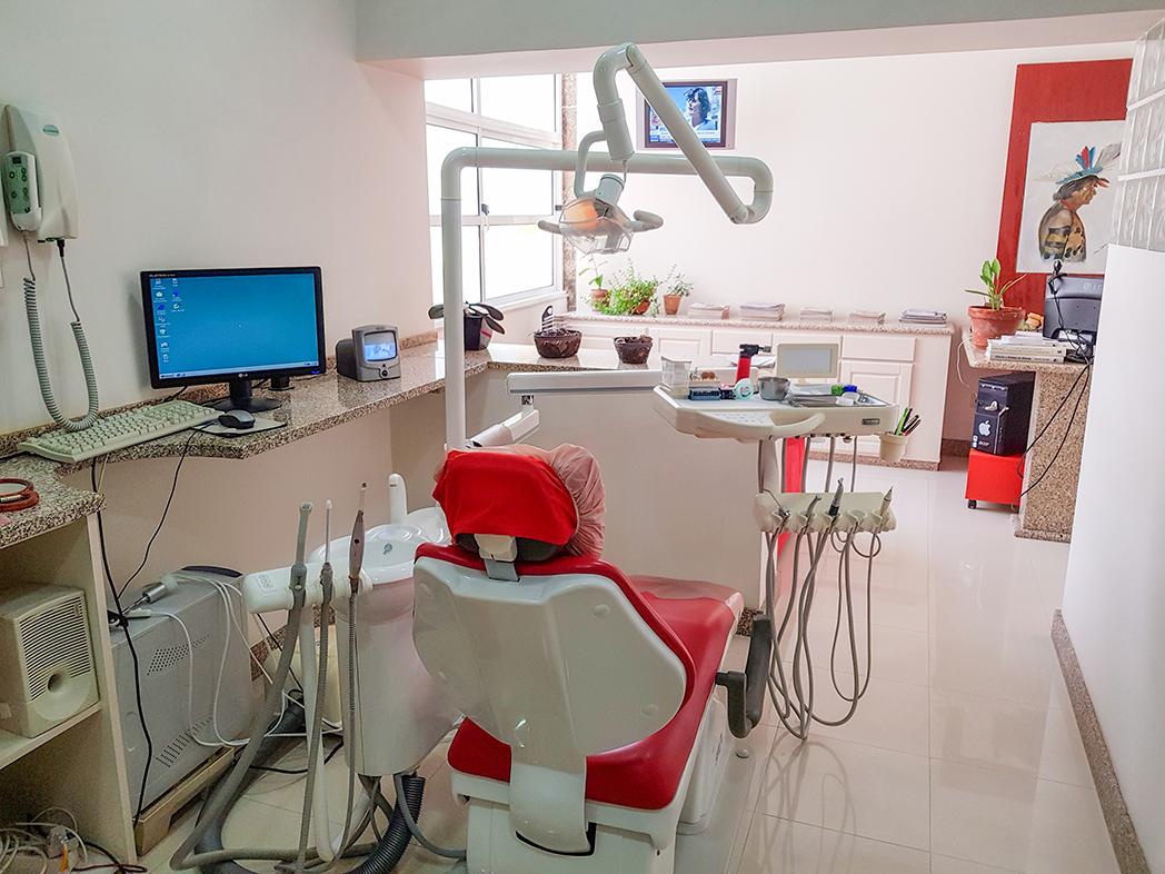 Imagem da notícia: Consultório dentário em Guimarães