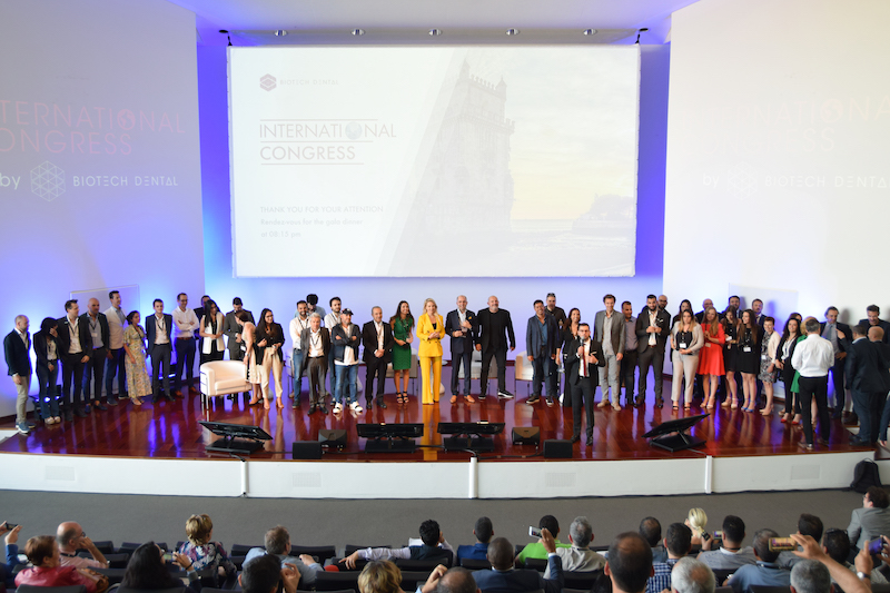 Imagem da notícia: Lisboa foi palco do II Congresso Internacional da Biotech Dental