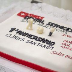 Imagem da notícia: Swiss Dental Services Santarém celebrou um ano