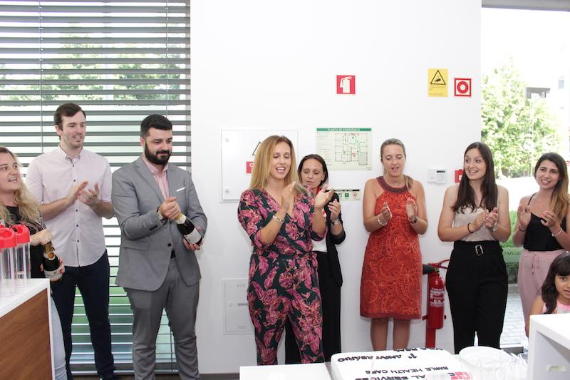 Imagem da notícia: Vila Real celebrou com a Swiss Dental Services