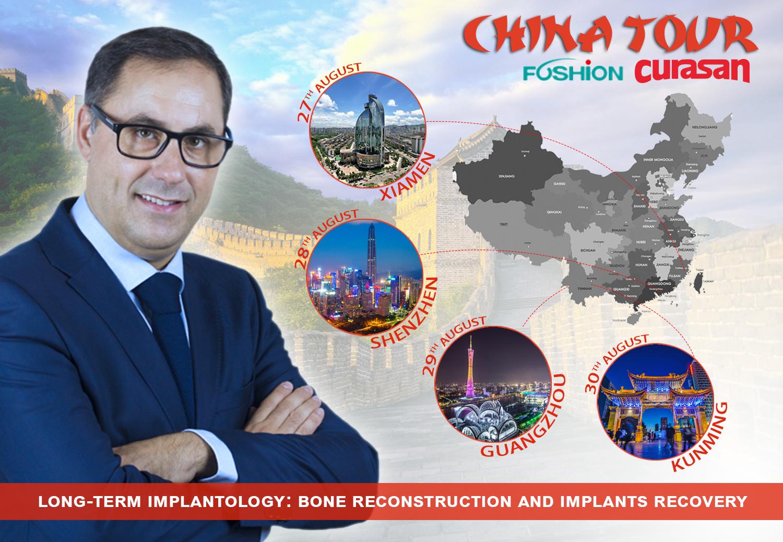 Imagem da notícia: Fernando Duarte em tour pela China