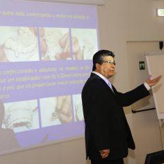 Imagem da notícia: Edson Amâncio ministra curso na Campus Clinic