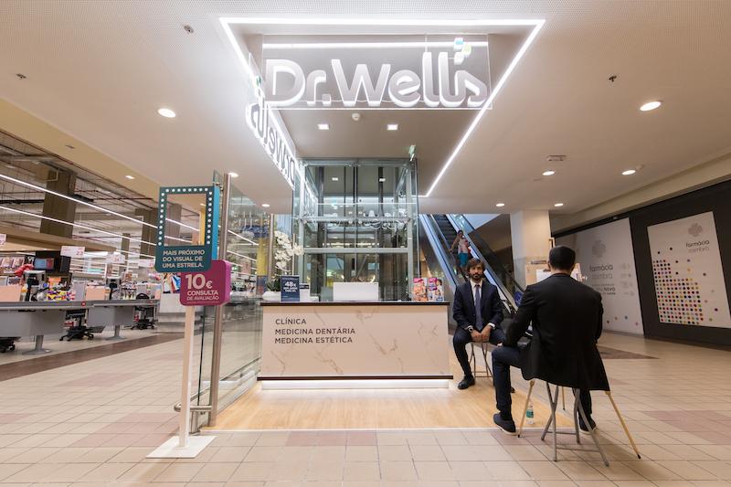 Imagem da notícia: Abriu primeira Dr.Well's no distrito de Coimbra