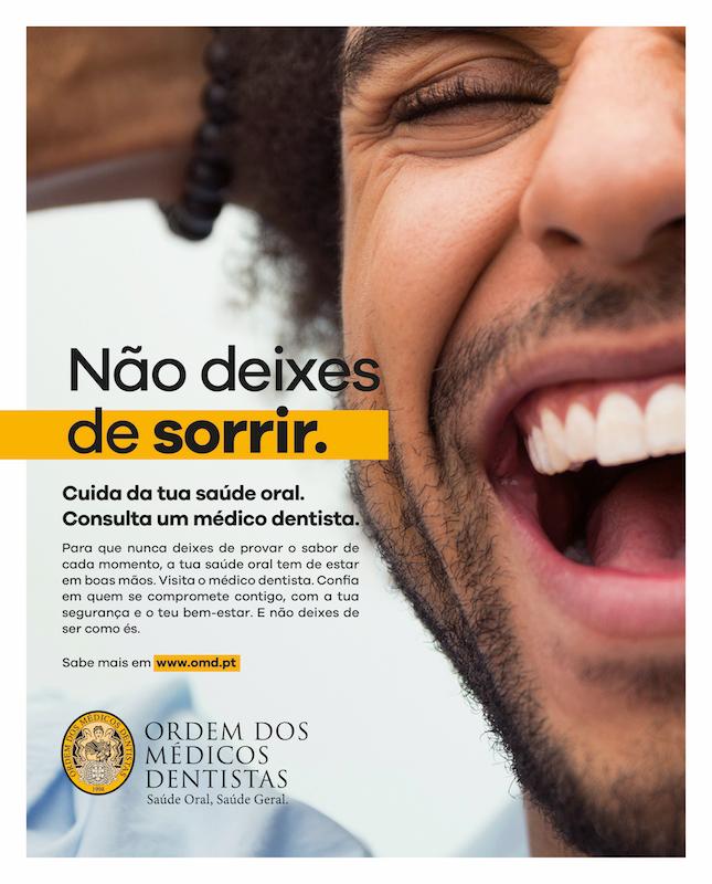 Imagem da notícia: OMD promove saúde oral com campanha multimeios