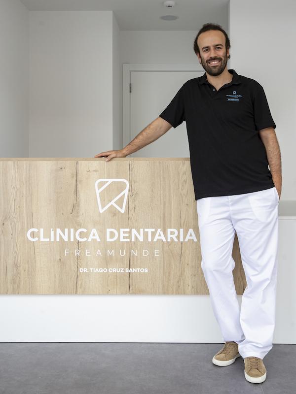 """Imagem da notícia: Clínica Dentária de Freamunde """"de cara lavada"""""""