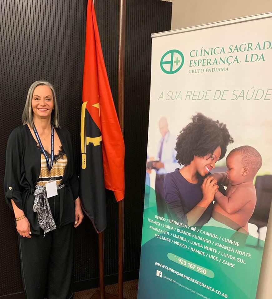 Imagem da notícia: Medicina dentária debatida em Angola