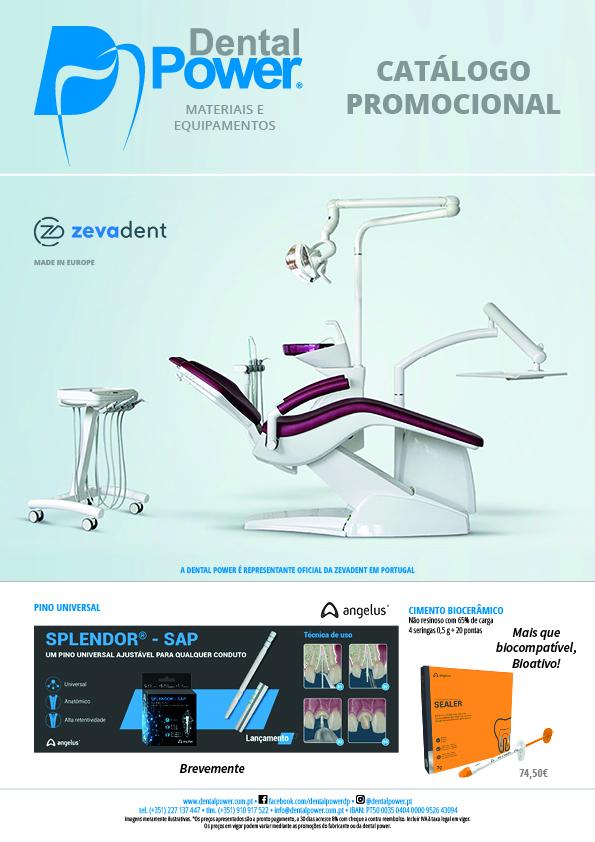 Imagem da notícia: Dental Power apresenta novo catálogo