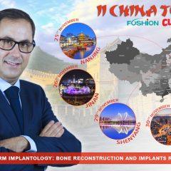 Imagem da notícia: Fernando Duarte fez II China Tour