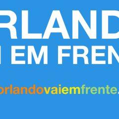 """Imagem da notícia: """"Caro Orlando, vai em frente!"""""""