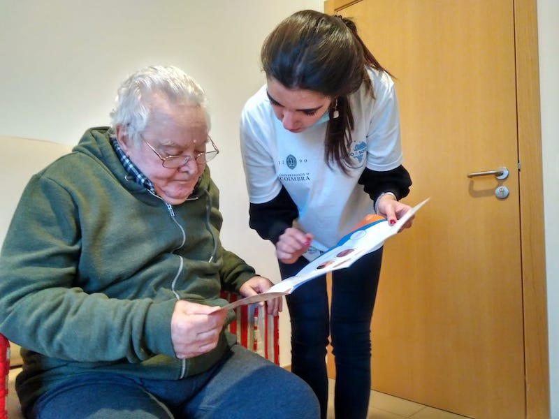 Imagem da notícia: Saúde oral de idosos da Região Centro apoiada pela UE