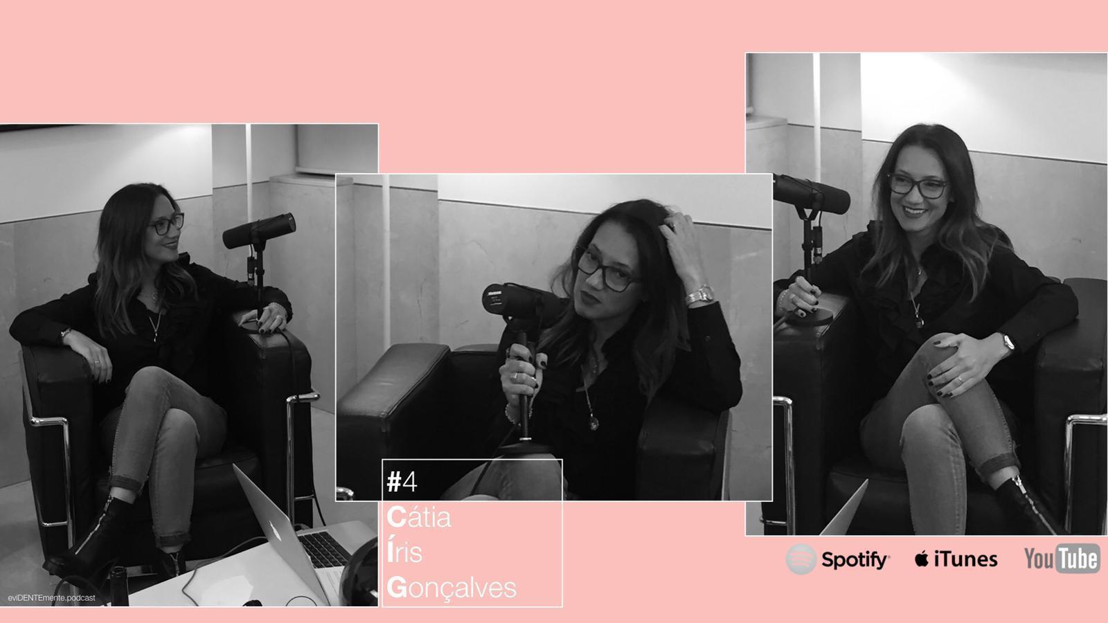 Imagem da notícia: episódio 4 – season 1 com Cátia Íris Gonçalves