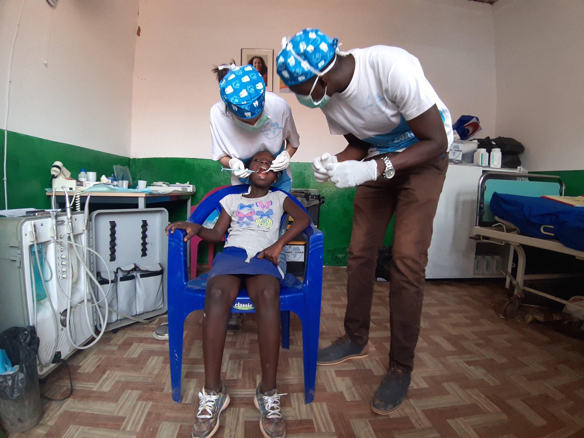 Imagem da notícia: MAS organiza angariação de fundos para clínica em Bissau